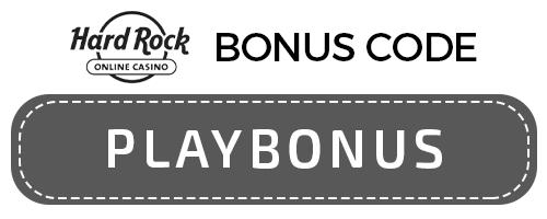 Hard Rock casino bonus code